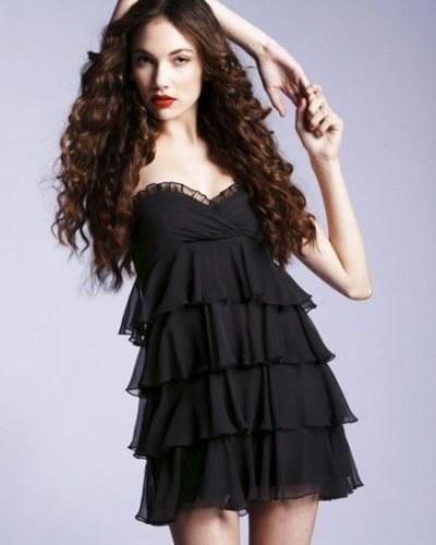 Mala crna haljina Crna-haljina
